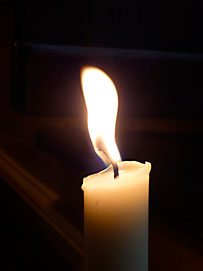 Candlelight - Kathryn Rabinow
