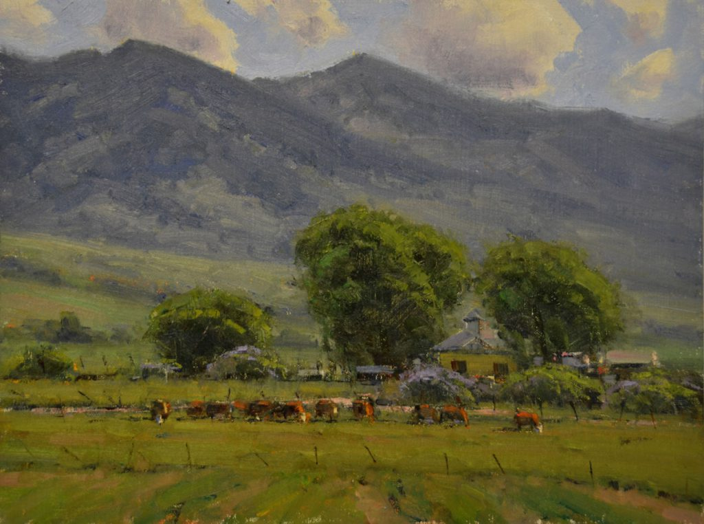 Dan Young Featured In Maynard Dixon Country Art Show Ann