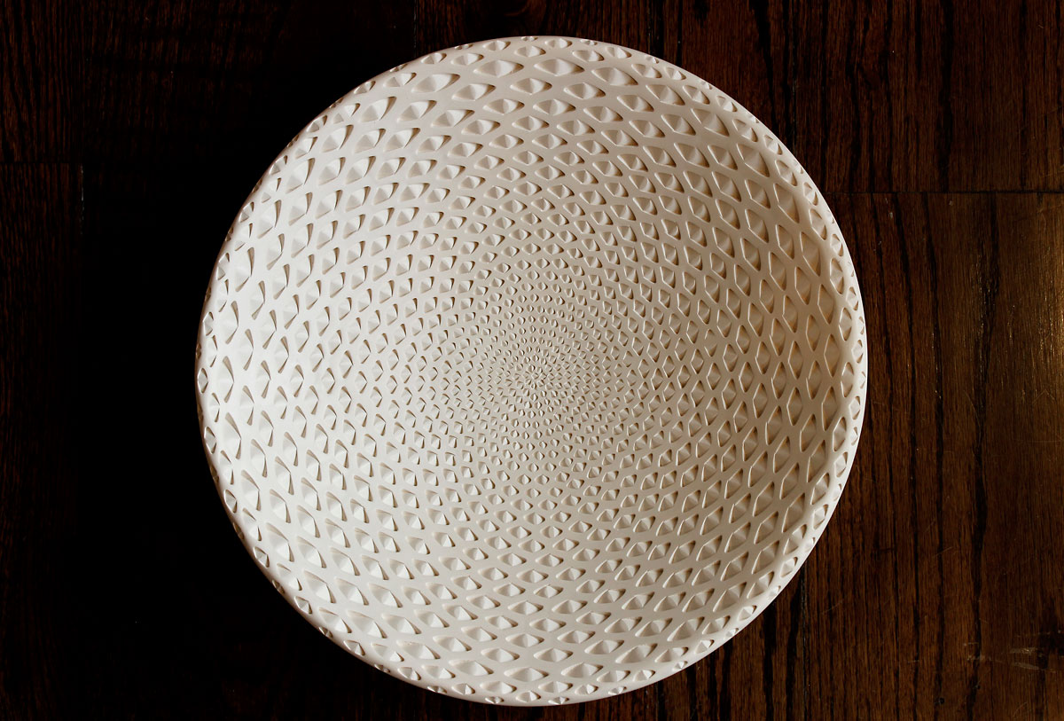 white oval bowl michael wisner ann korologos gallery michael wisner white oval bowl