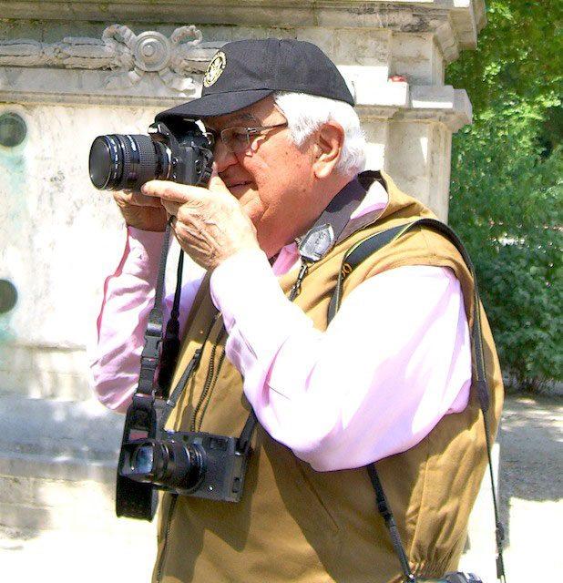 Tom Korologos, Photographer