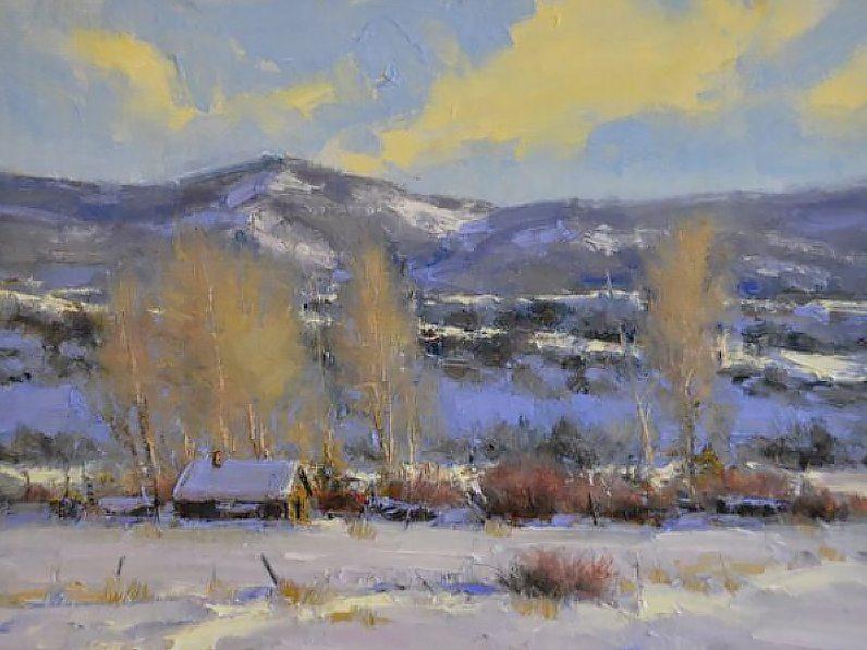 Winter Hues - Dan Young