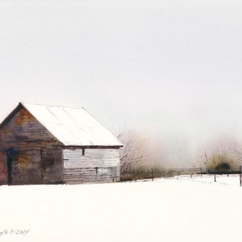 Dean Mitchell - Early Snow