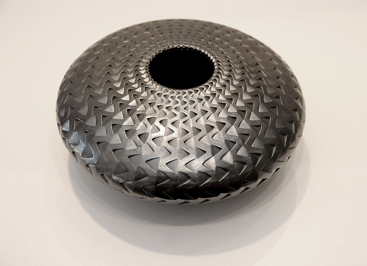black platinum oval michael wisner ann korologos gallery michael wisner black platinum oval
