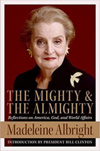 Madeleine Albright The Mighty and the Almighty book cover