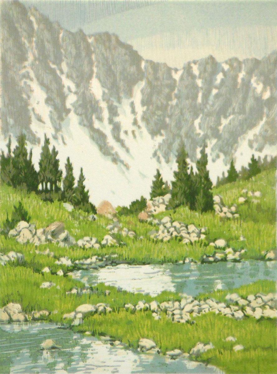 Leon Loughridge - Loveland Pass Lake
