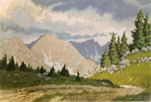 Leon Loughridge - Loveland Valley