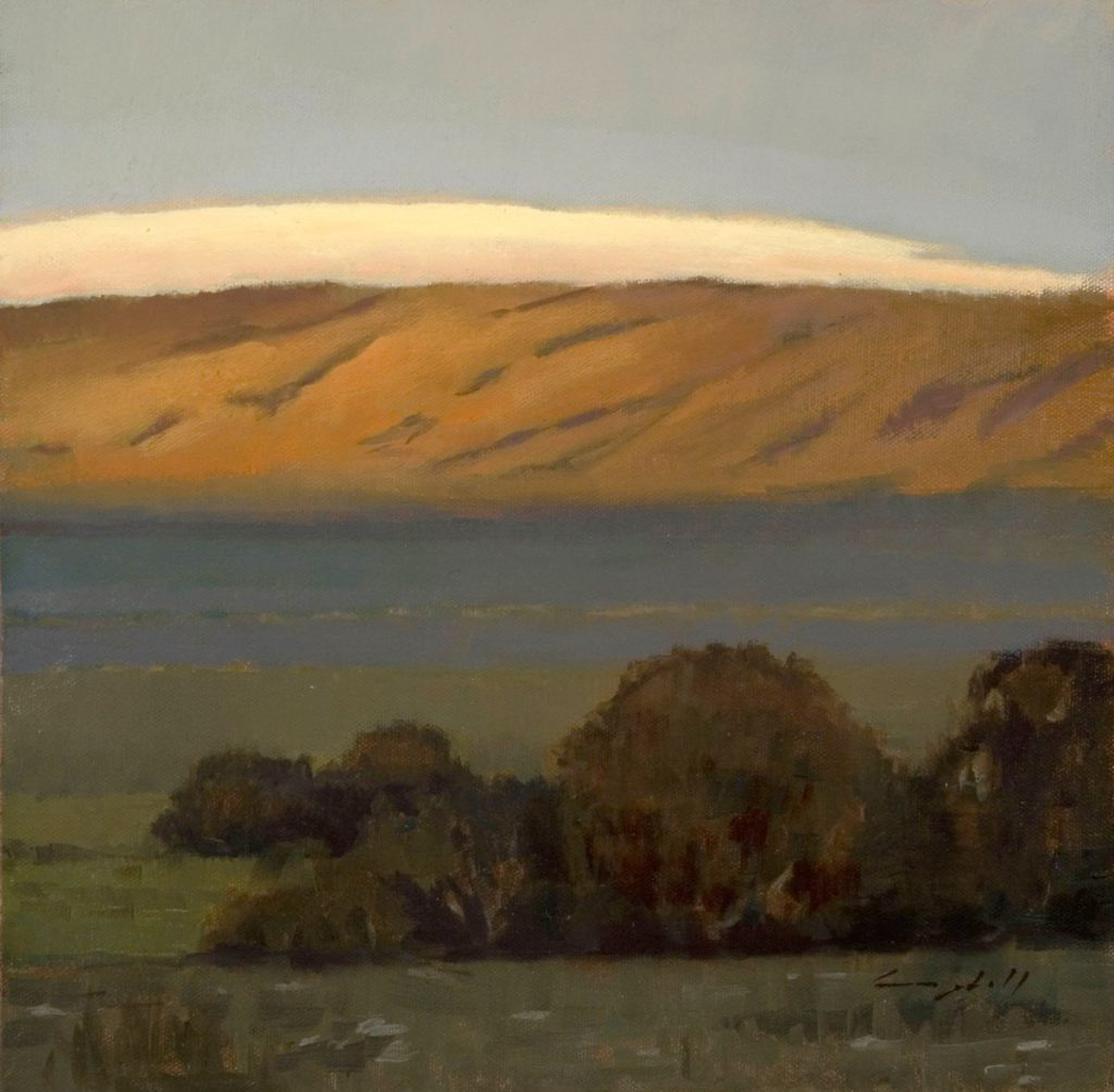 Peter Campbel - Mesa-Sunrise