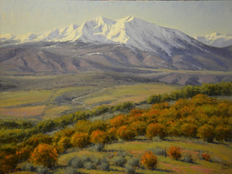 "Dan Young ""Spring Valley Vista"""