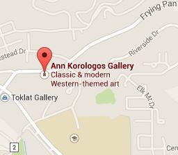 ann korologos gallery map
