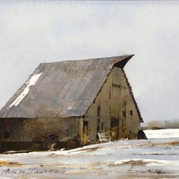 Dean Mitchell White Barn