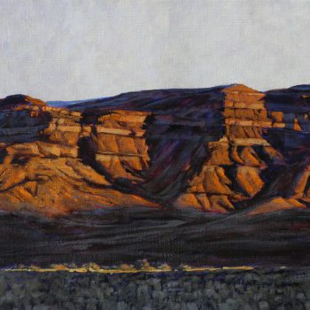 Joel Ostlind Bedrock of Wyoming