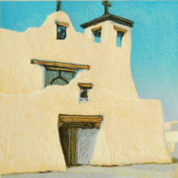 Leon Loughridge - Isleta Pueblo