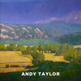 Andy Taylor paintings