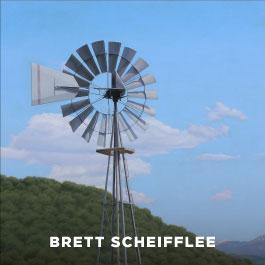 Brett Scheifflee art