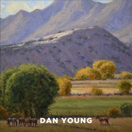 Dan Young paintings