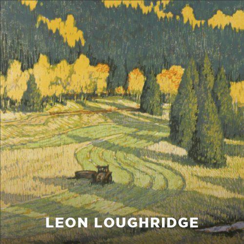 Leon Loughridge prints