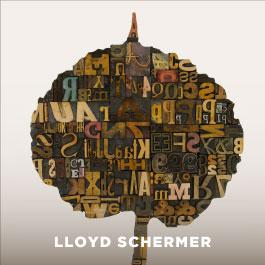 Lloyd Schermer sculpture