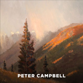 Peter Campbell paintings