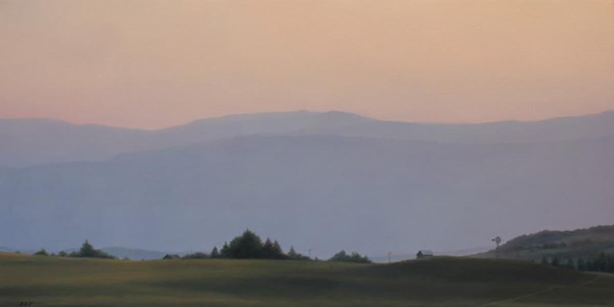 Brett Scheifflee - Midsummer Mirage