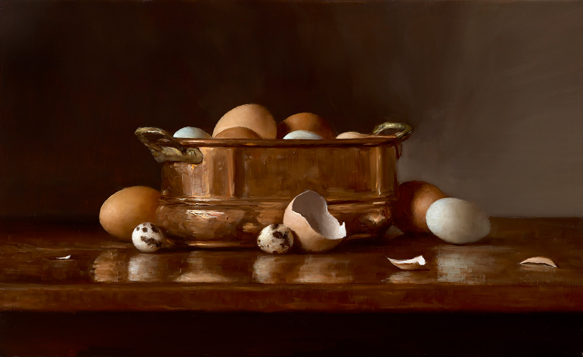 Sarah Lamb - Eggs and Copper