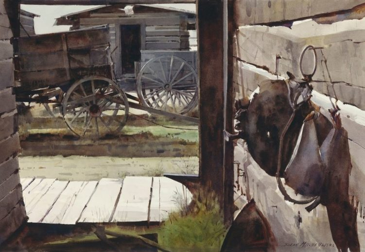 Dean Mitchell, Sunny Day in Trail Town