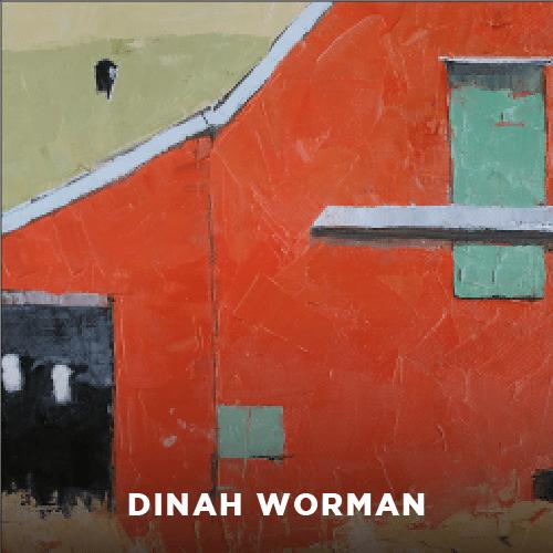 Dinah Worman paintings