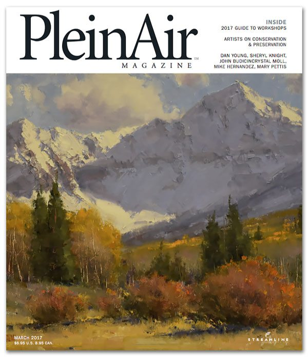 Dan Young-Plein Air Magazine Mar2017