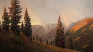Peter Campbell - Red Mountain Pass