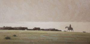 Terry Gardner - Roundup At Dawn