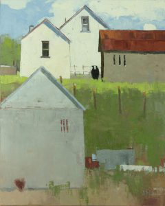 Dinah Worman - A Cow on Her Own