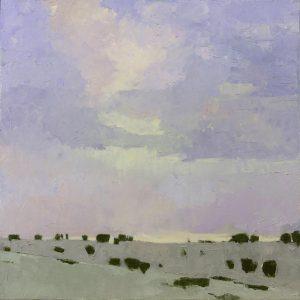 Dinah Worman - Mesa Sunset
