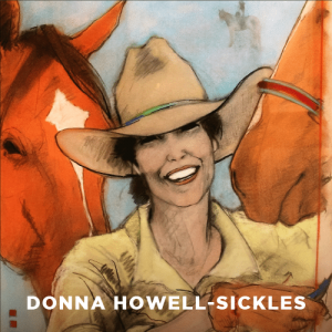 Donna Howell-Sickles, Artist