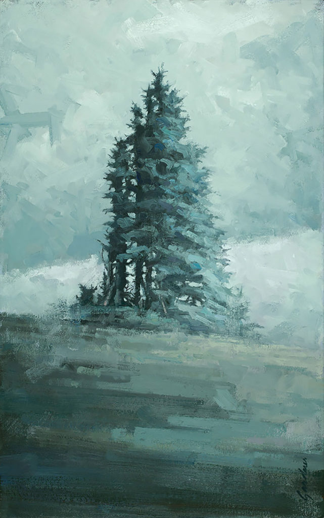 Terry Gardner - Family of Pines