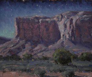 Dan Young - Monument Moon Light