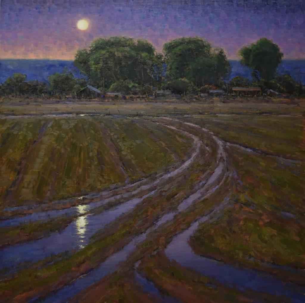 Dan young artist landscape painter ann korologos gallery for Dans way way