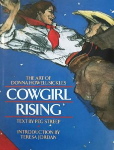 Donna Howell-Sickles book - Cowgirl Rising