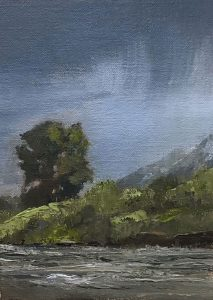 Marie Figge Wise - Moody River