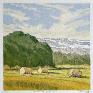 Leon Loughridge - Morning Fields 16/22 UNF
