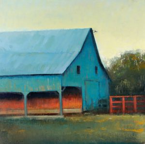 Peter Campbell - Barn on 220