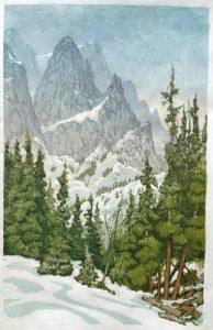 Leon Loughridge - Above Bear Lake