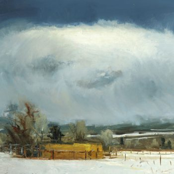 Peter Campbell - Hay Bales in Carbondale