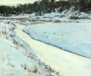 Peter Campbell - Winter Creek