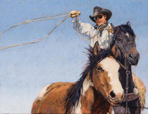 Nathan Solano - Shades of a Cowboy
