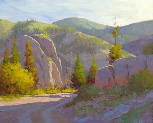Sean Wallis - Canyon Quarry