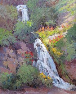Sean Wallis - Providence Canyon Falls