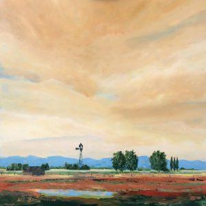 James Bohling - An Amber Sky