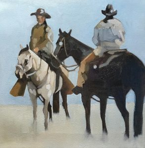 Peggy Judy - Outriders