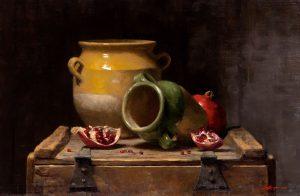 Sarah Lamb - Confit Pots and Pomegranates