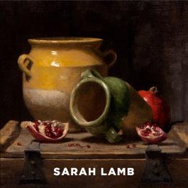 Sarah Lamb paintings