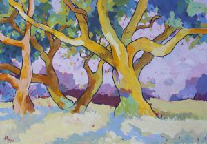 Angus Wilson - Old Trunks and Branches